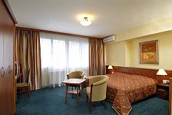 3 star Charles Apartment Hotel in Budapest - apartment hotels in Budapest - Specious deluxe studio in Hotel Charles