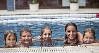 Hotel Annabella - Lake Balaton - outdoor pool - 3-star hotel in Balatonfured