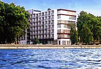Siofok Hotell - Hotell Hungaria Siofok - Ungern hotell