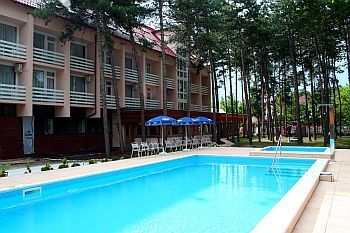 Cheap hotel in Siofok - Hotel Korona Siofok - 3-star hotel close to Lake Balaton