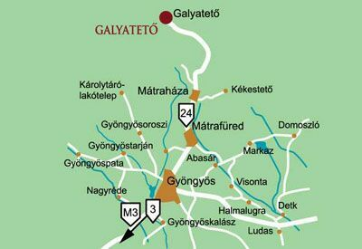 mátraszentimre térkép Grandhotel Galya Galyatető   Térkép   Grand Hotel Galya Galyatető  mátraszentimre térkép