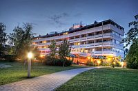 Sjö Balaton - Hotell Marina-Port Balatonkenese, Wellness