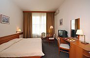 Platanus Hotel in Budapest - superior double room - hotel close to Nepliget