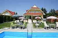 Pension Lorelei Gyenesdias - Balaton - Lorelei Pension at Lake Balaton