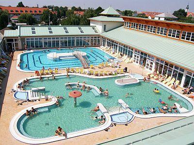 Thermal Hotel Mosonmagyarovar*** - Wellness in Mosonmagyaróvár