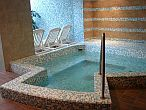 Wellness services in Kecskemet - 4-star wellness hotel Aranyhomok - jacuzzi - wellness weekend