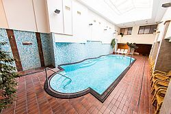 Wellness hotel Aranyhomok - Kecskemet - swimming pool - Wellness weekend In Kecskemet
