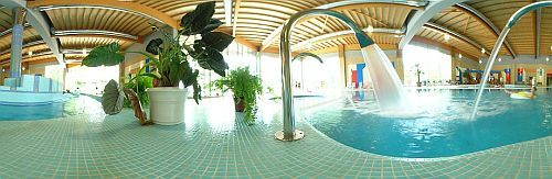 Hotel Azur Siofok, Lake Balaton - indoor pool - Wellness hotel Azur Siofok