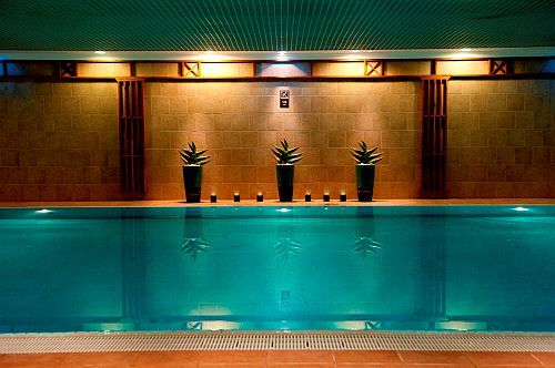 Sofitel Budapest Swimming Pool 5 Star Hotel In The Centre Of Budapest