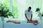 Hotels in Heviz - thermal spa hotel in Heviz - massage