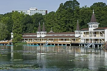 Lago di Heviz - Health Spa Resort Heviz - hotel termale