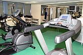 Eger Park Hotel - fitness room - wellness hotel in Eger in Hungary