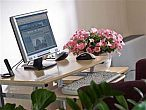Business Hotel Jagello - free internet access in the hotel's business corner