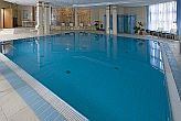 Piscina in hotel de wellness Rubin in Budapesta