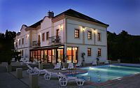 Wellnesshotel Villa Volgy in Eger - hotels in Eger - romantisch wellnessweekend in Hongarije