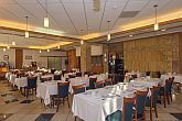 Elegant restaurant in Hotel Aquarell in Cegled