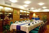 Sala riunione al Hotel Hungaria City Center a Budapest