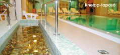 Kneipp basin in Wellness Hotel Granada - wellness treatments in Hotel Granada in Kecskemet