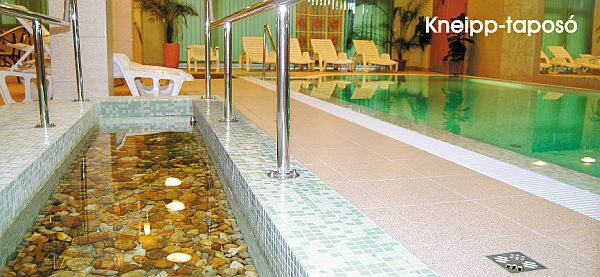 piscina kneipp al wellness hotel granada trattamenti