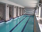 Schwimmbad ins hotel Polus Budapest - Wellness Hotel in Budapest