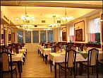 Cheap restaurant in Budapest in Hotel Polus