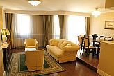 Hotel y Residencia Queen's Court Budapest - Suite