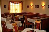 Agoston Hotel restaurant in Pecs with Hungarian foodspecialities