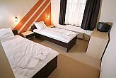 Twin room of Hotel Agoston - cheap 2-star hotel in Pecs - Hotel Agoston