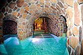 Cave baths in Andrassy Residence Hotel in Tarcal - spa and wellness center in Tarcal