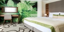 4* Ambient Hotel AromaSpa mint room with mint flavor