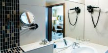 Rooms with private bathroom in Hotel Ambient Sikonda