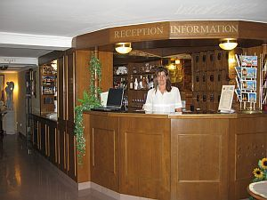 Hotel Molnar non-stop reception - hotels Budapest - cheap hotel in Budapest