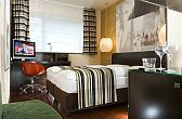 New 4-star hotel in Budapest -  Soho Hotel Budapest - double room in Soho Hotel