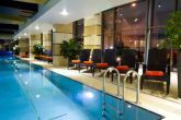 Wellness services in Hotel Divinus - indoor pool in Debrecen - conference wellness hotel in Debrecen