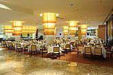 Restaurant in Hotel Ramada Resort Budapest - hotels in Budapest - wellness and conference hotel - online reservation