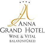 Anna Grand Hotel Wine Vital in Balatonfured - logo - Balaton hotels