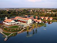 Tisza Balneum 4* special thermal and wellness hotel in Tiszafured
