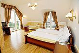 Rooms at affordable price at the elegant and romantic hotel in Eger, Panorama Hotel