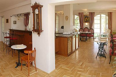 Panorama Pension Eger, Cheap pension in Eger - Panorama Pension - pension with double rooms and apartments