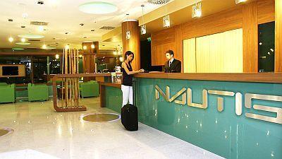 Vital Hotel Nautis Gardony 4* sulla riva del lago Velence