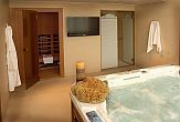 Luxury suite with jacuzzi in Hotel Saliris Resort - luxury 4-star hotel in Egerszalok - wellness hotel in Egerszalok - Hungary