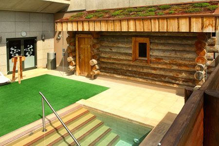 Sauna Im Freien sauna des saliris wellnesshotels in der nähe des egerszalók salzhügels