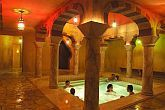 Moorish Bath in Fabulous Shiraz Hotel - wellness packages at affordable prices in Egerszalok