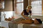 Tibetan massage in the wellness section of Hotel Shiraz - wellness hotel in Egerszalok