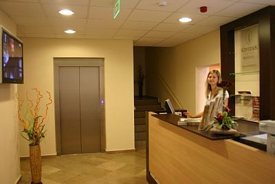 Hotel Civitas - hotel in the historical downtown of Sopron - Boutique Hotel Civitas
