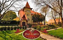 Fried Castle Hotel Simontornya - romantic castle with wellness section, in a peaceful natural environment
