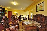 Fried Castle Hotel - elegant 4-star castle in Simontornya on affordable prices