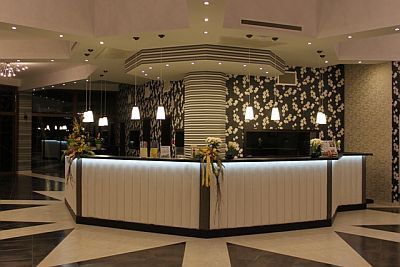 Session Hotel**** Rackeve - elegant 4* hotel along the Danube