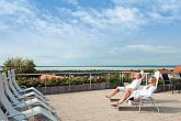 Enjoy the beautiful view of the Hotel Zenit to the lake Balaton