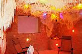 Salt cave with light therapy in Zenit Hotel Vonyarcvashegy